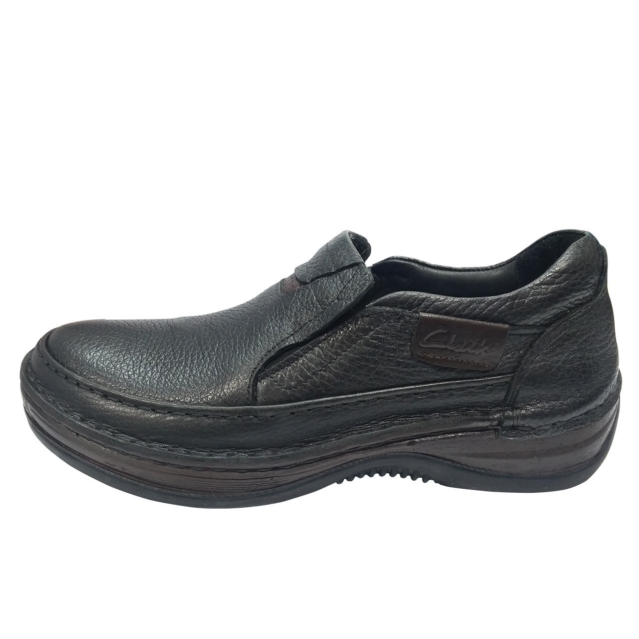 کفش طبی مردانه  مدل آتن کد 02