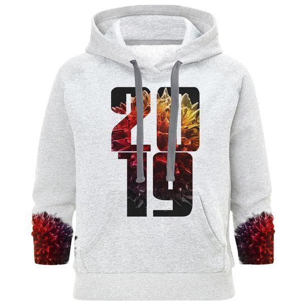 هودی مردانه مدل 2019 کد A121
