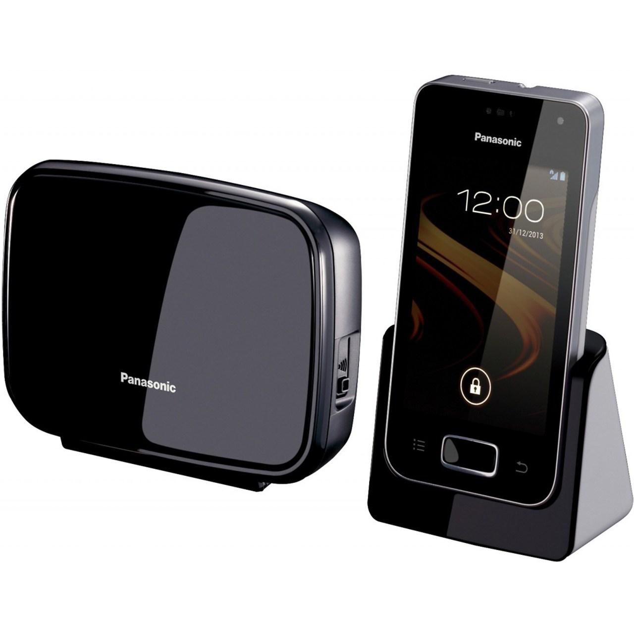 تلفن بیسیم پاناسونیک مدل KX-PRX120