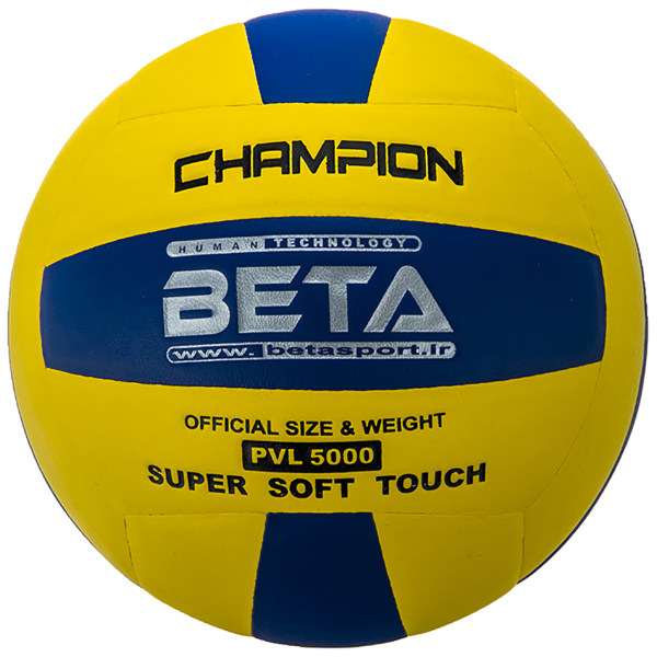 توپ والیبال بتا مدل PL5000 سایز 5