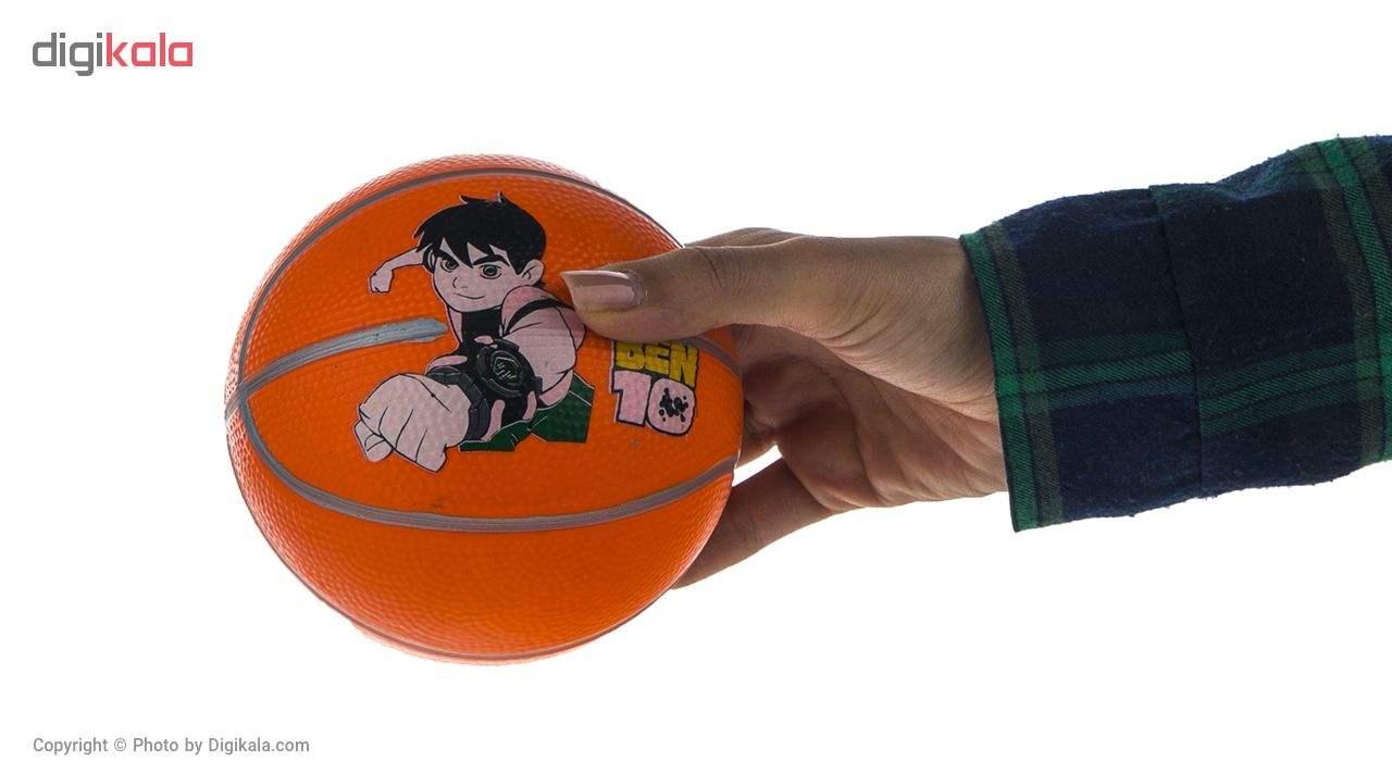 توپ بسکتبال بتا مدل PBR1 سایز 1 main 1 3