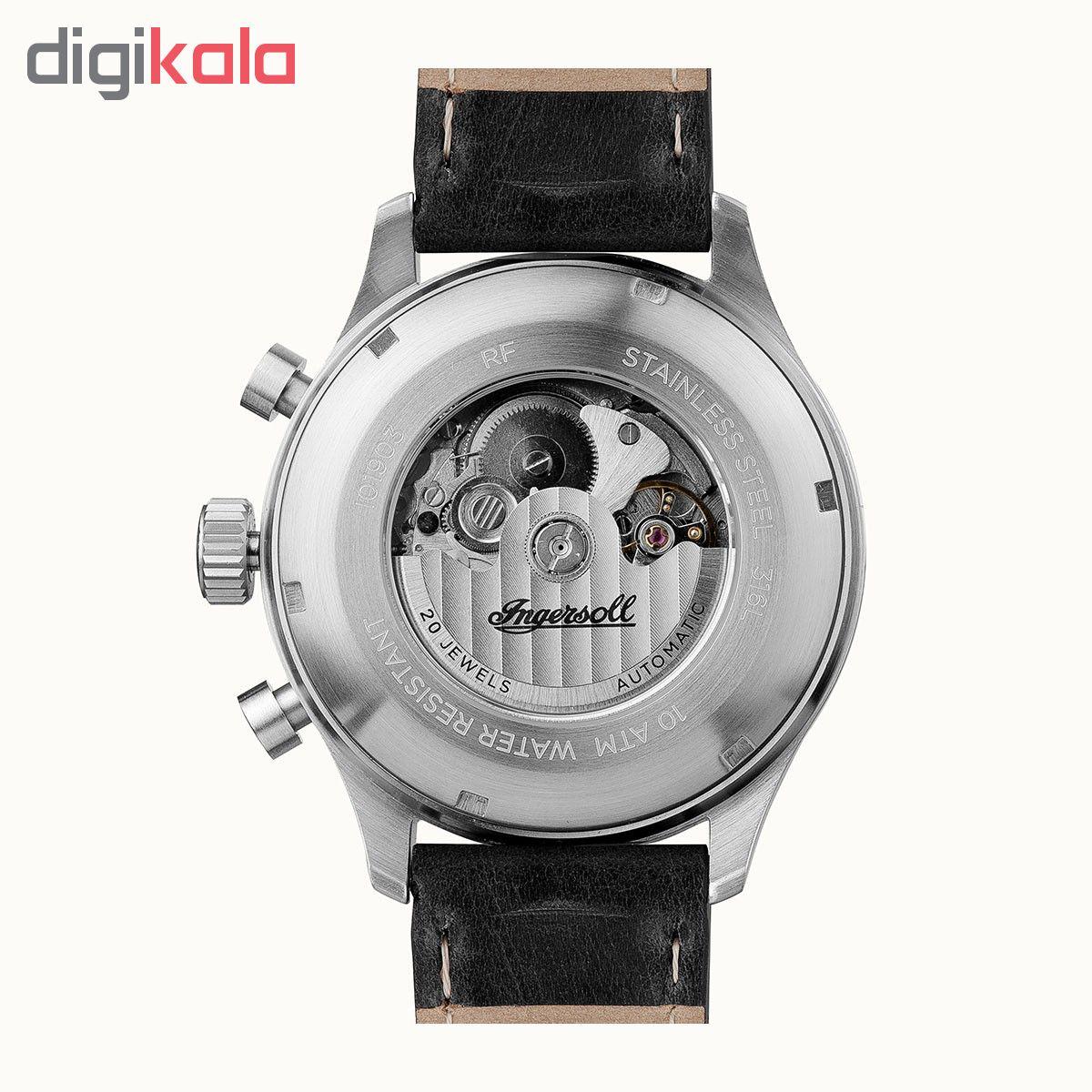 ساعت مچی عقربه ای مردانه اینگرسل مدل I01903