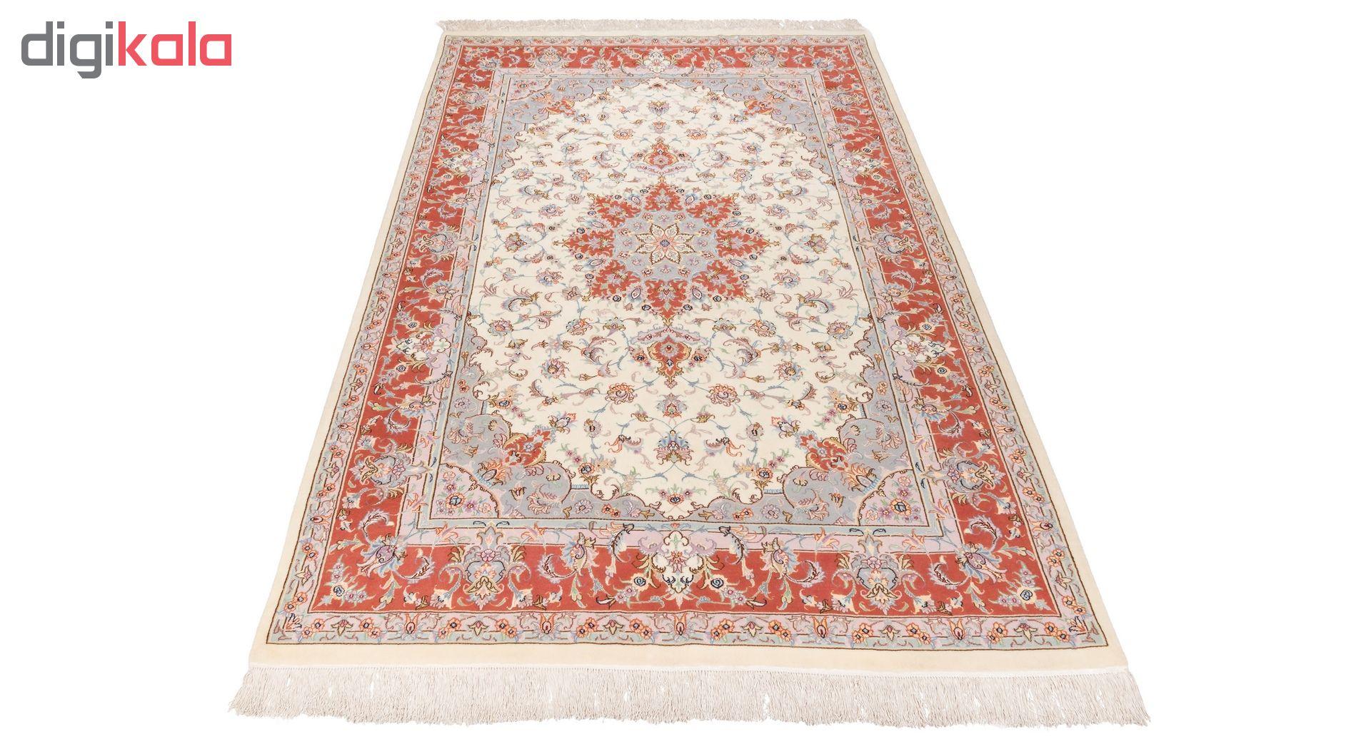 یک جفت فرش دستباف شش متری سی پرشیا کد 166063