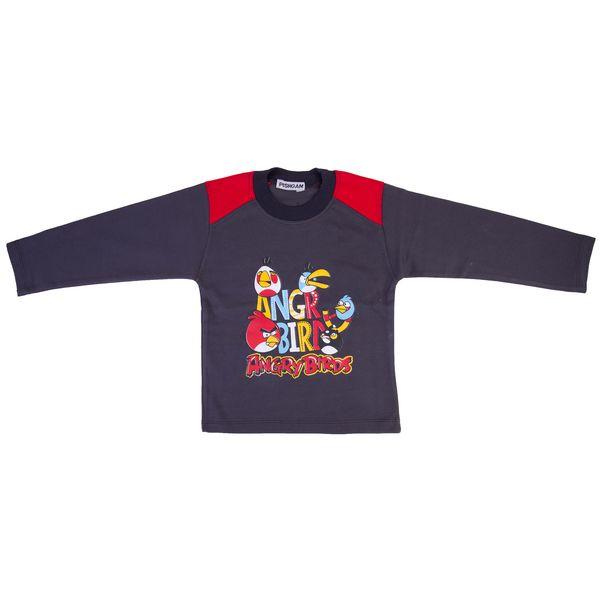 تی شرت بچگانه پیشگام طرح ANGRY Bird