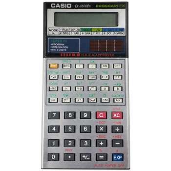 ماشین حساب کاسیو مدل fx-3600Pv Super-FX  