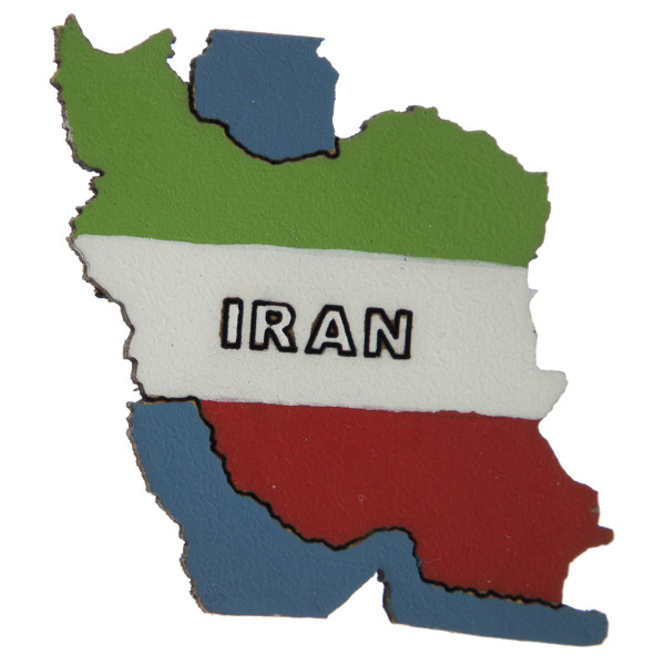 مگنت بنیتا مدل Map Iran