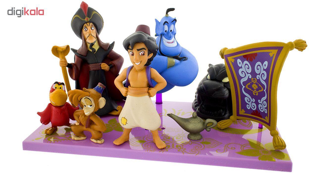 فیگور کرن کینگ مدل Aladdin