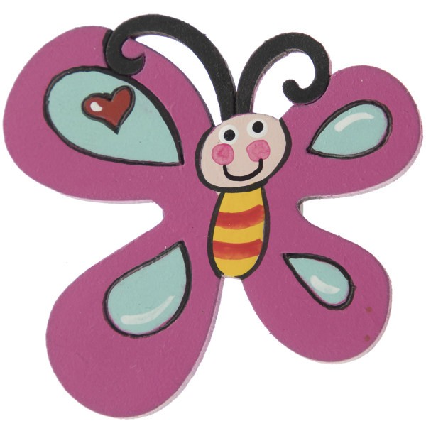 مگنت بنیتا مدل Butterfly