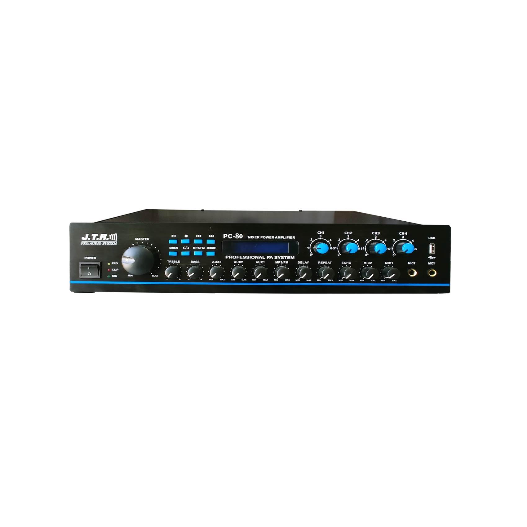 خرید اینترنتی اکو آمپلی فایر جی تی آر مدل PC80 اورجینال