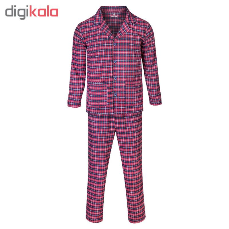 ست لباس راحتی مردانه ساروک مدل کشمیر کد01