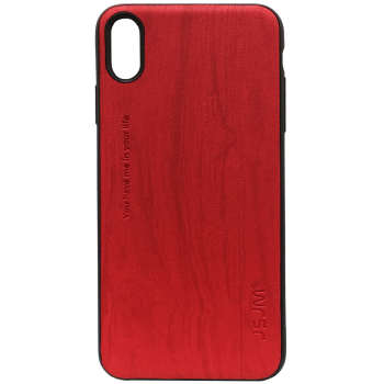 کاور جی اس جی ام مدل Wood Design مناسب برای گوشی موبایل Iphone XS MAX