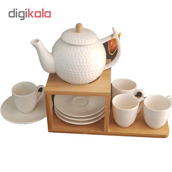 سرویس چای خوری 12 پارچه وگاتی مدل ws12