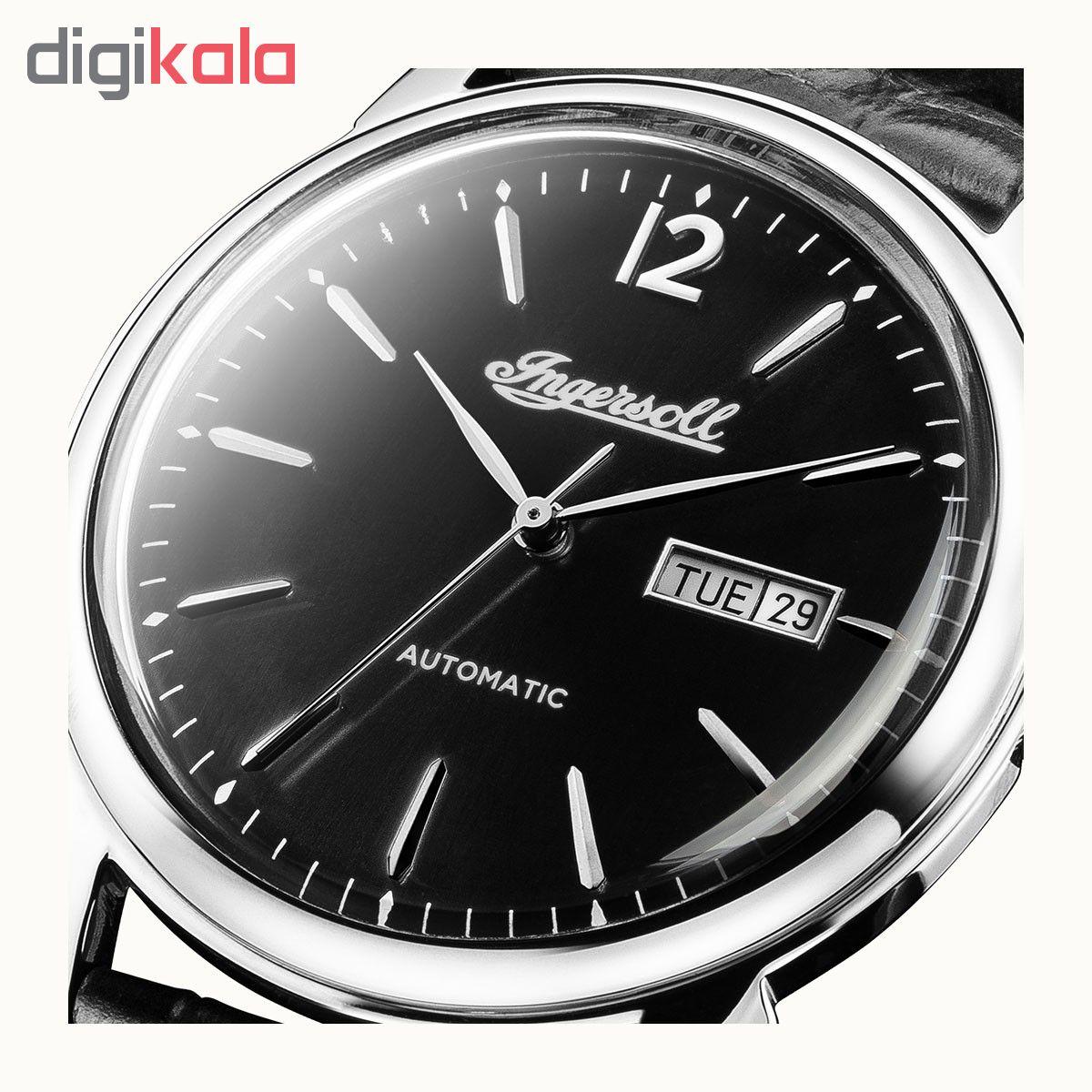 خرید ساعت مچی عقربه ای مردانه اینگرسل مدل I00502