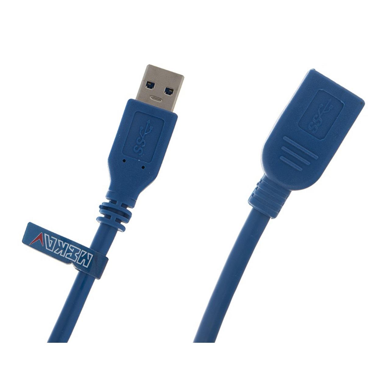 کابل افزایش طول USB 3.0 مکا مدل MUE2 به طول 1.5 متر
