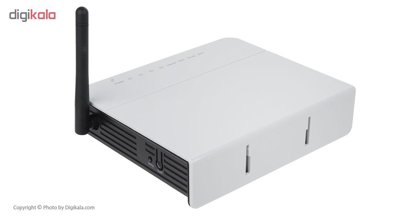 مودم روتر ADSL2/ 2 Plus  مدل Az - Starnet r800
