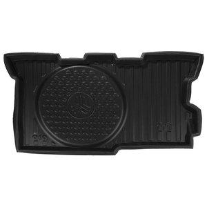 کفپوش سه بعدی صندوق خودرو آرا مدل اطلس مناسب برای پراید 111