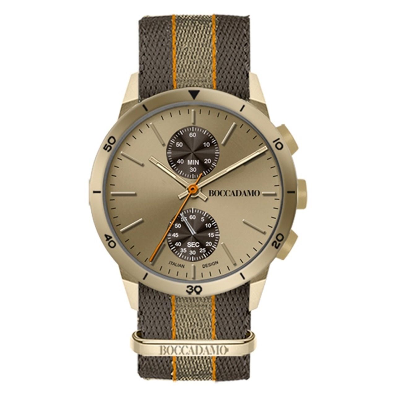 ساعت مچی عقربه ای مردانه بوکادامو مدل RGNV018