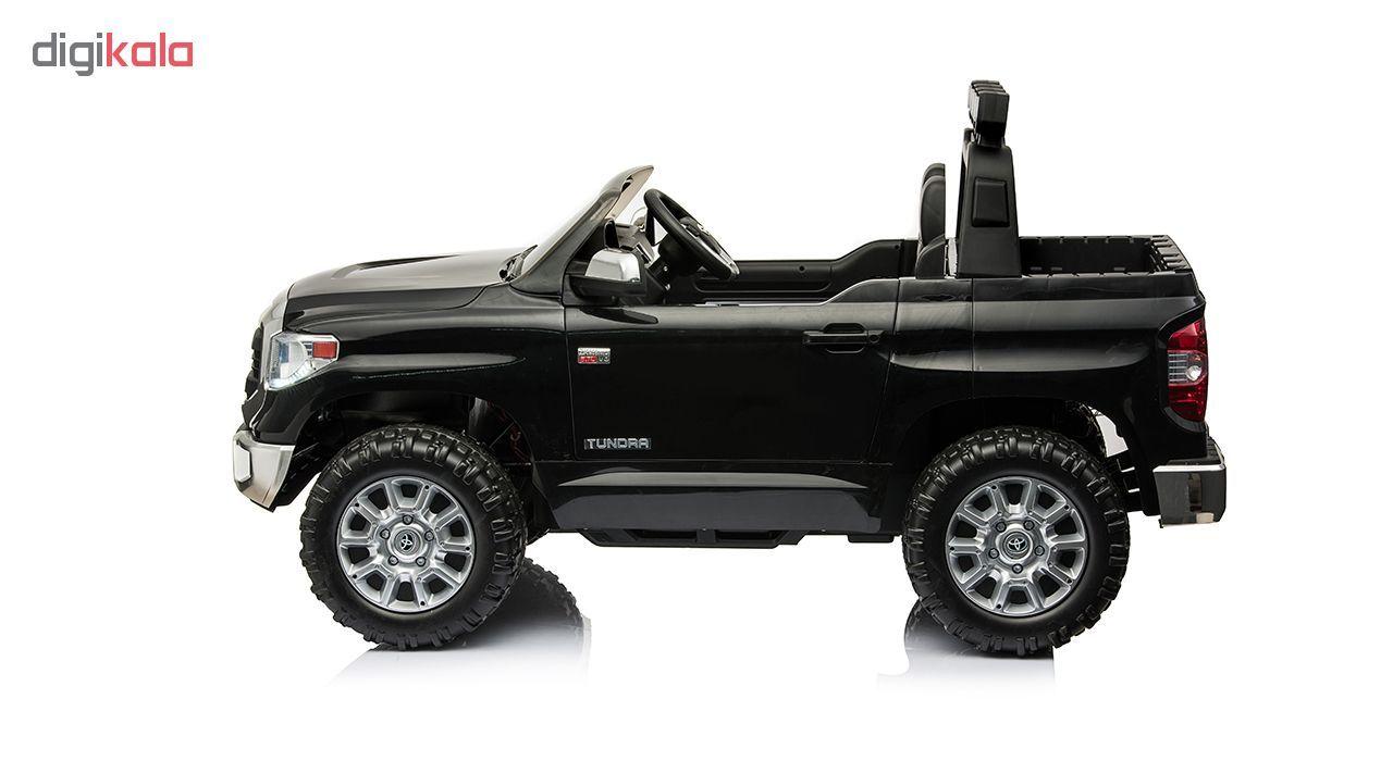 ماشین شارژی علی تویز مدل تویوتا تاندرا  Toyota Tundra Ride On Toy Car