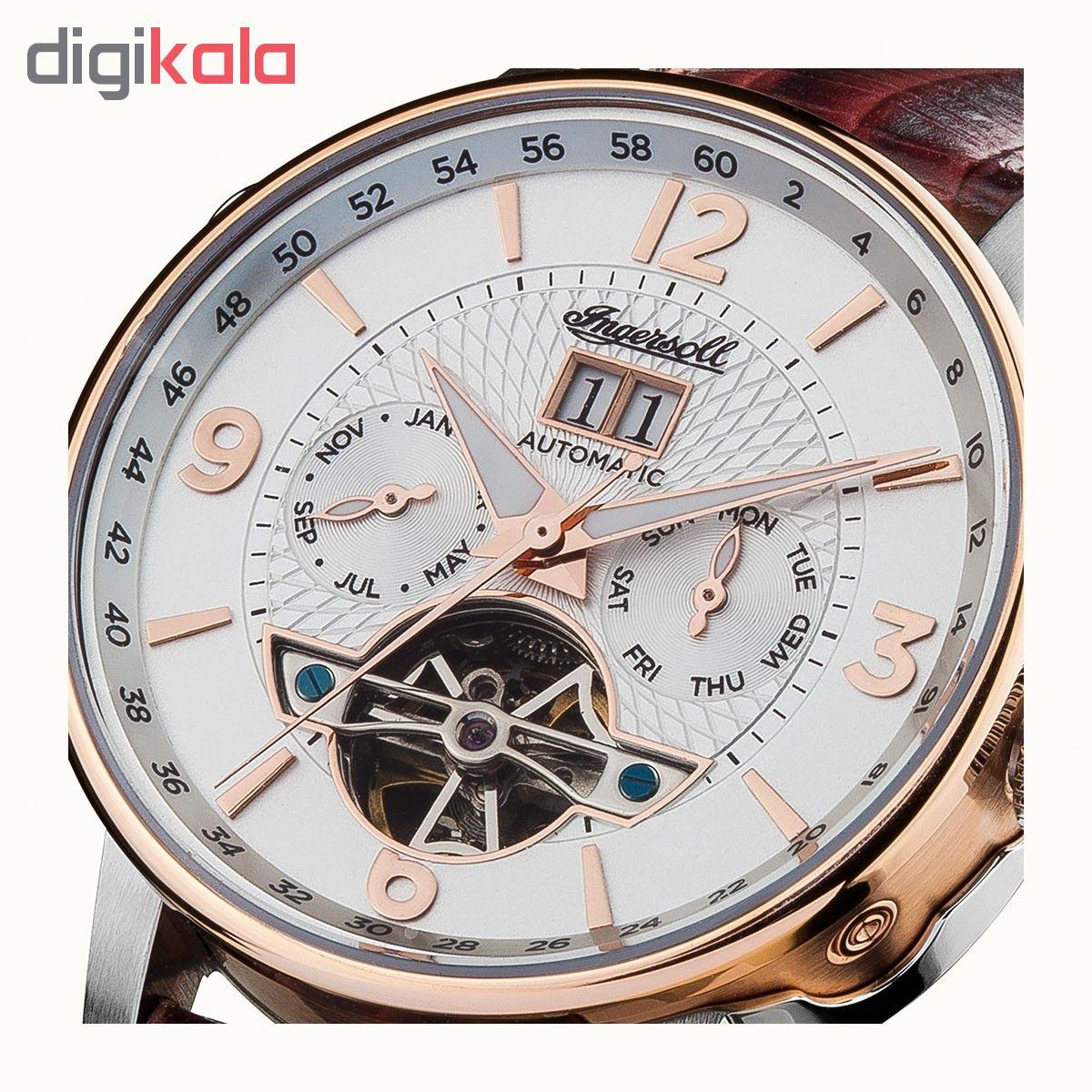 خرید ساعت مچی عقربه ای مردانه اینگرسل مدل I00701