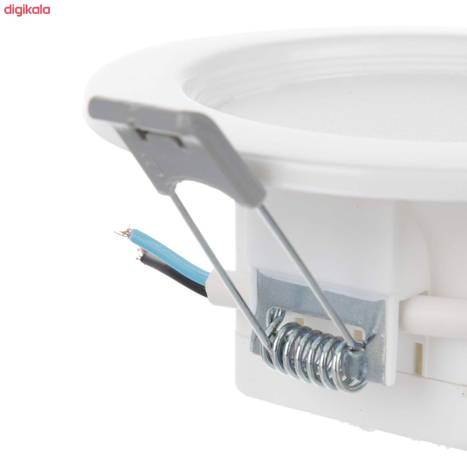 لامپ هالوژن 9 وات رویان نور مدل H104 main 1 3