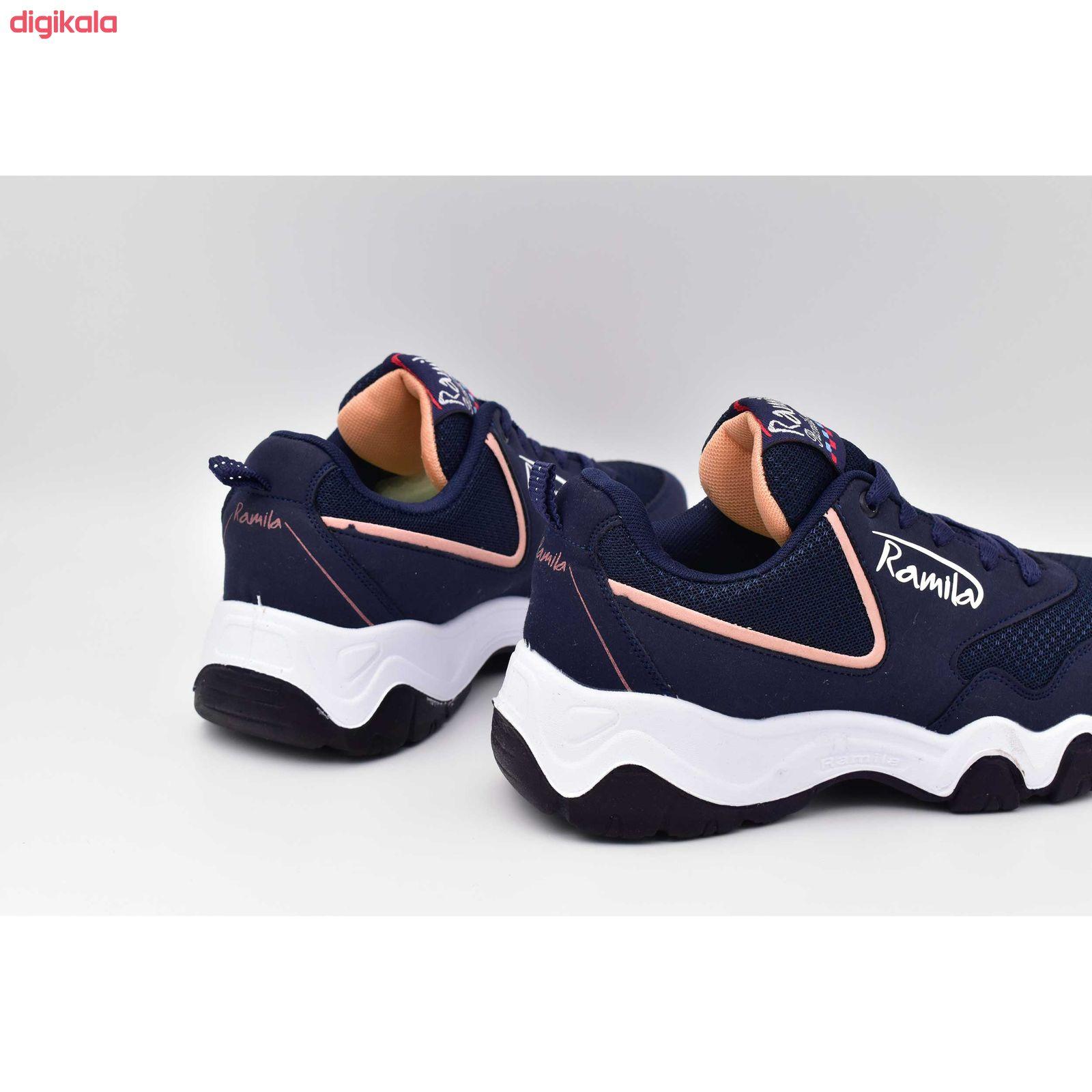 کفش مخصوص پیاده روی زنانه رامیلا مدل مونیخ کد 7660 main 1 6