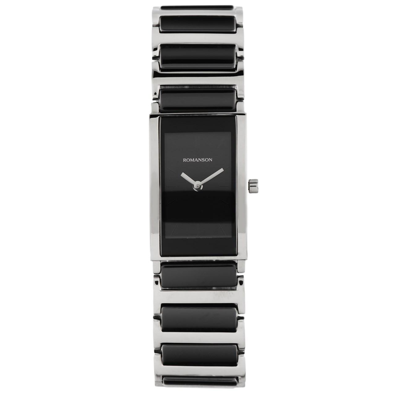 ساعت مچی عقربه ای زنانه رومانسون مدل TM8251LL1WA35W 33