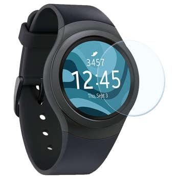 محافظ صفحه نمایش مدل CRY مناسب برای ساعت هوشمند سامسونگ Gear s2