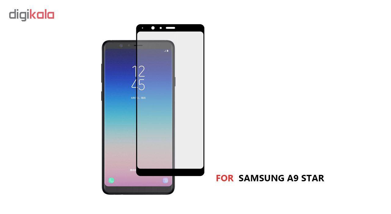 محافظ صفحه نمایش Full Cover کوالا مدل  616 مناسب برای گوشی موبایل سامسونگ Galaxy A9 Star main 1 2