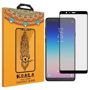 محافظ صفحه نمایش کوالا Full Cover مدل  616 مناسب برای گوشی موبایل سامسونگ Galaxy A8 Star