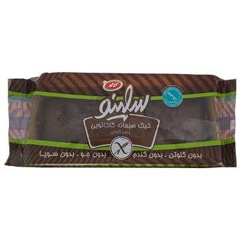 کیک صبحانه کاکائویی بدون گلوتن سلینو کاله مقدار 190 گرم