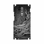 برچسب پوششی ماهوت مدل Black Printed Circuit Board-FullSkin مناسب برای گوشی موبایل شیائومی Redmi K30