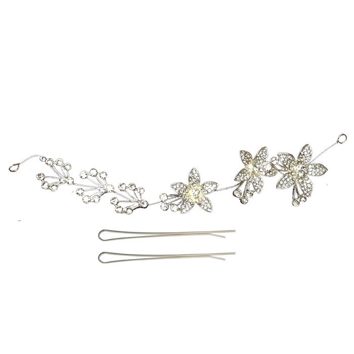 قیمت ریسه مو مدل Fashion Jewelry به همراه 2 عدد سنجاق