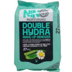 دستمال مرطوب نینو مدل Double Hydra بسته 27 عددی