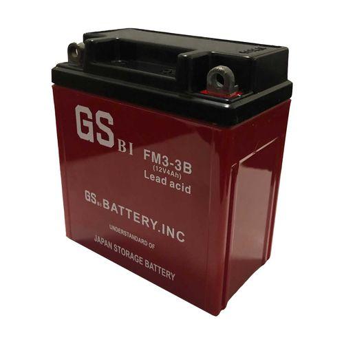 باتری موتور سیکلت جی اس مدل GS2