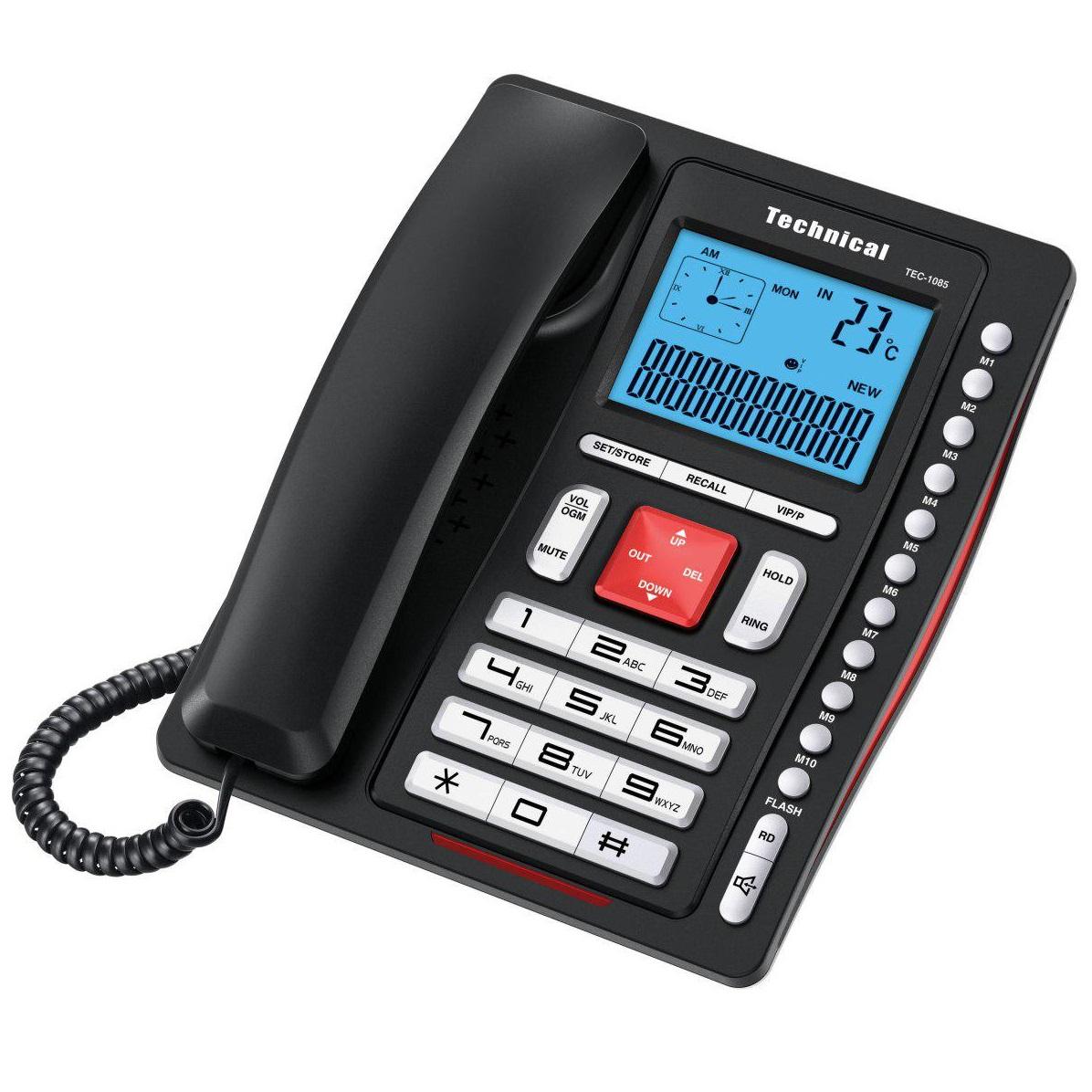 تلفن تکنیکال مدل TEC-1085