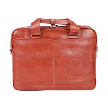 کیف اداری مردانه چرم آرا کد e036