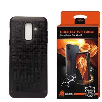 کاور هاردمش مدل Protective Case مناسب برای گوشی سامسونگ Galaxy A6 Plus