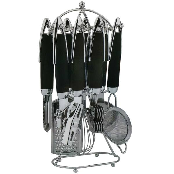 سرویس 8 پارچه ابزار آشپزخانه وی تارا مدل VIT01