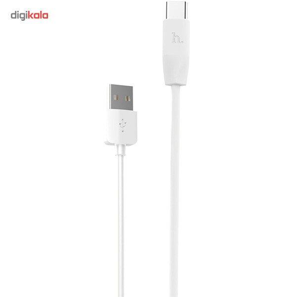 کابل تبدیل USB به USB-C هوکو مدل X1 Rapid طول 1 متر main 1 1