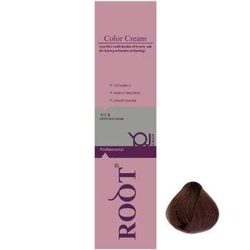 رنگ موی روت شماره 5.65 حجم 120 میلی لیتر رنگ قهوه ای تنباکویی روشن