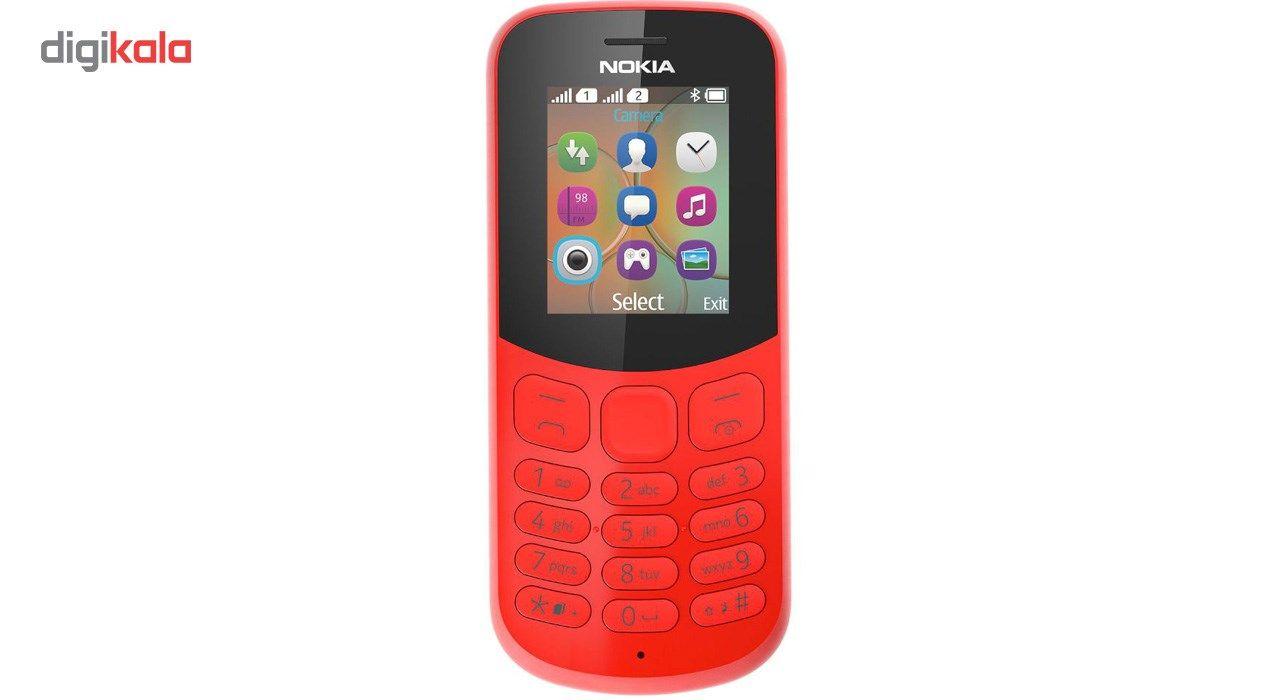 گوشی موبایل نوکیا مدل  (2017)130 دو سیم کارت main 1 3