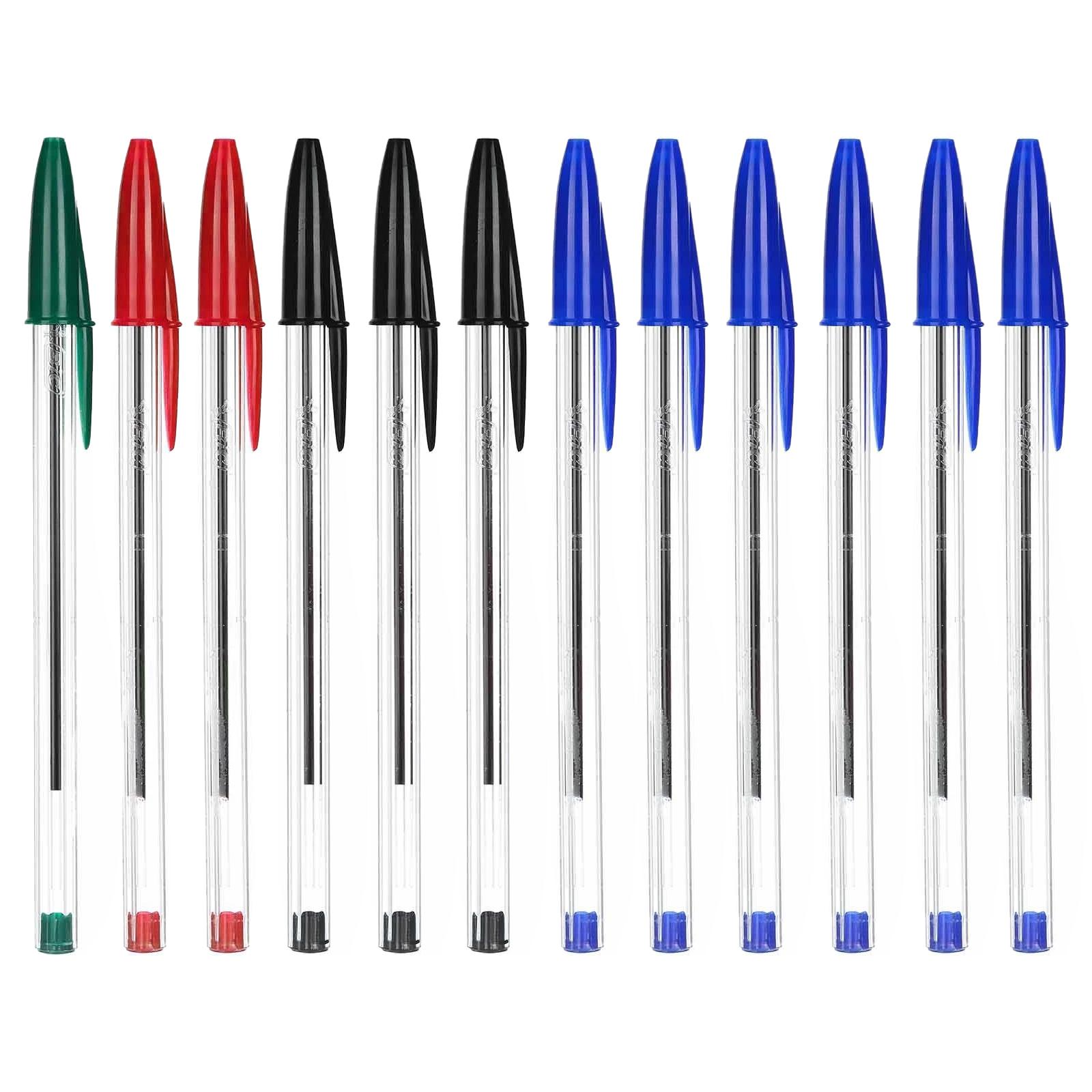 خودکار بیک مدل کریستال اورجینال کد BRBG12 بسته 12 عددی