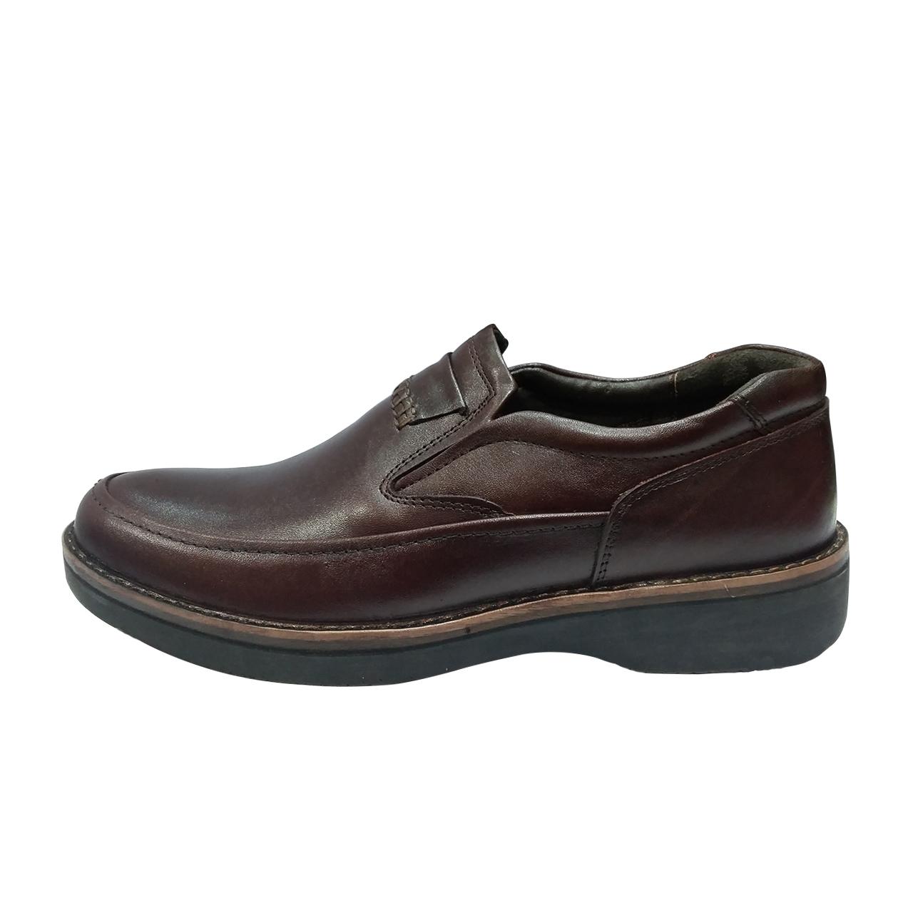کفش طبی مردانه توگو مدل فاخر کد 02