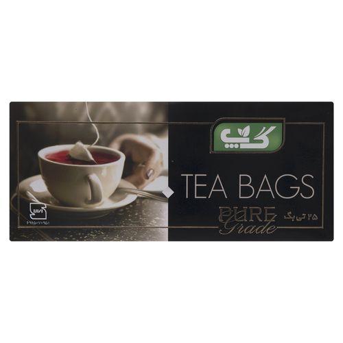 چای کیسه ای گلیران بسته 25 عددی