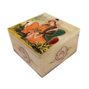 جعبه سنگ مرمر طرح مینیاتوری مدل 301010