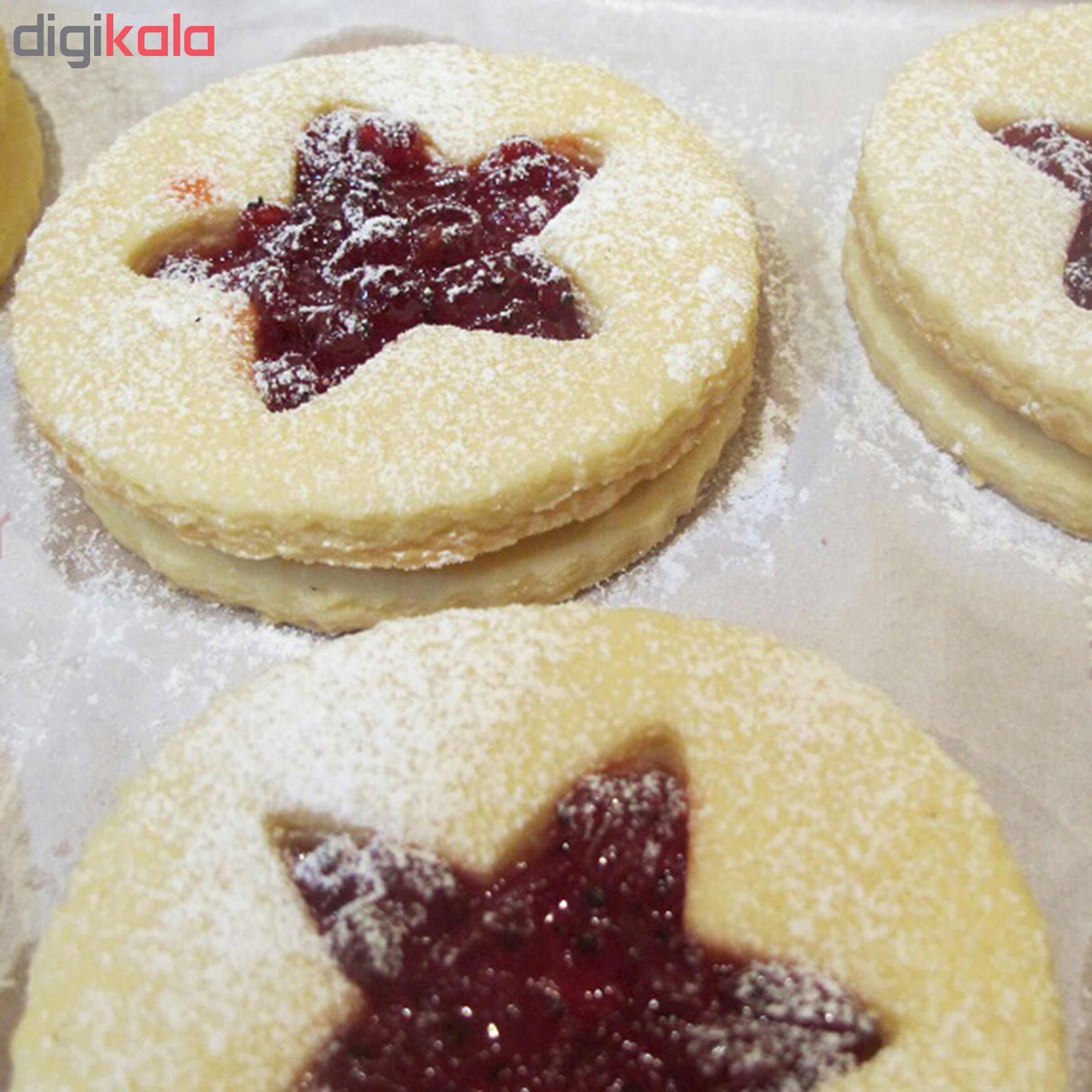 کاتر شیرینی پزی مدل Cookie Cutter بسته 12 عددی main 1 8