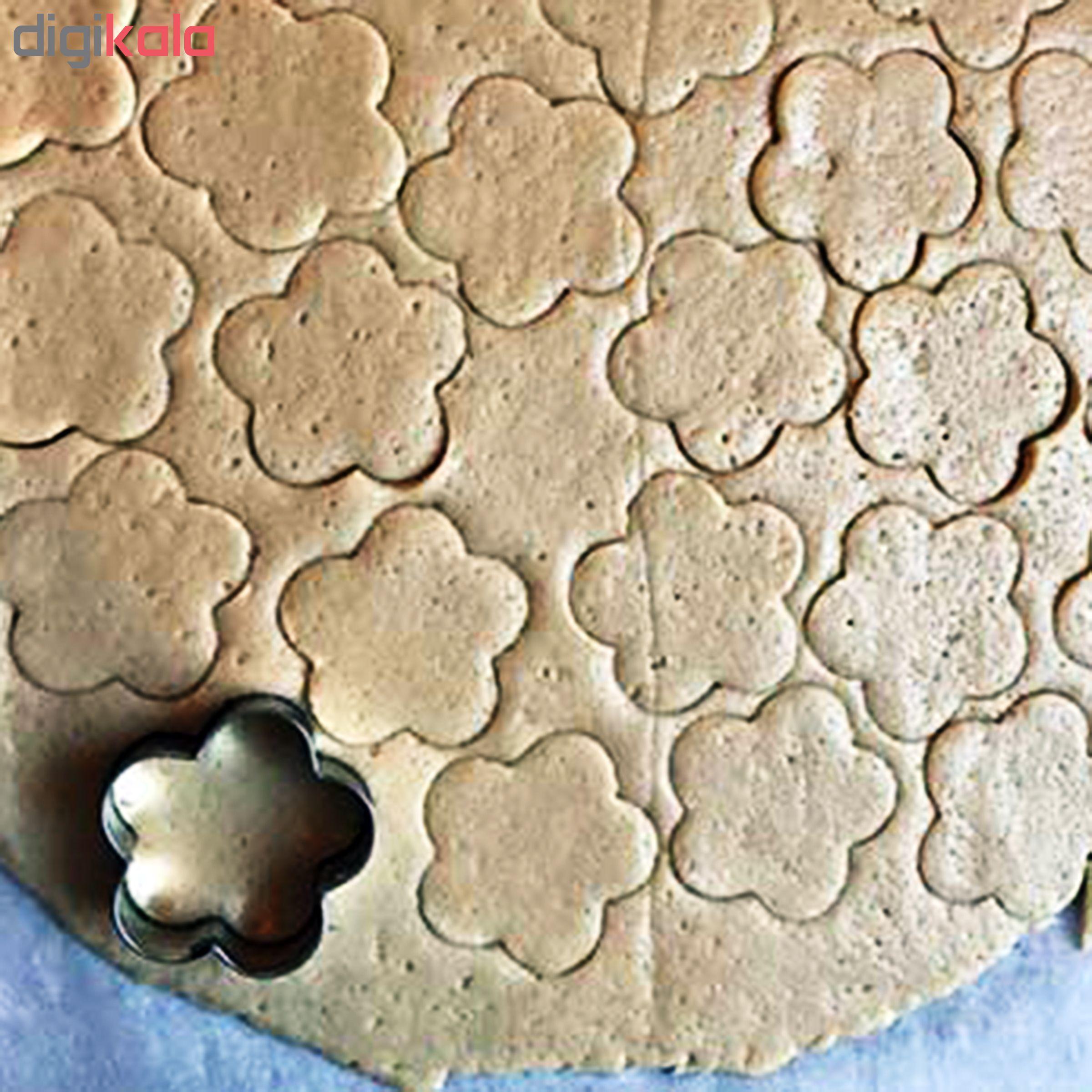 کاتر شیرینی پزی مدل Cookie Cutter بسته 12 عددی main 1 13