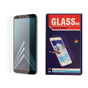 محافظ صفحه نمایش Nano tpu مدل Hard and thick  مناسب برای گوشی موبایل سامسونگ Galaxy A6 plus