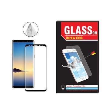 محافظ صفحه نمایش تی پی یو Hard and thick مدل F009 مناسب برای گوشی موبایل سامسونگ Galaxy Note 9