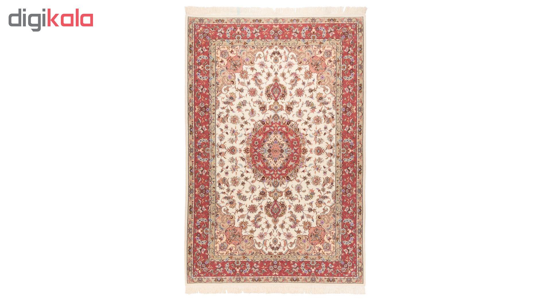 یک جفت فرش دستباف شش متری سی پرشیا کد 166070